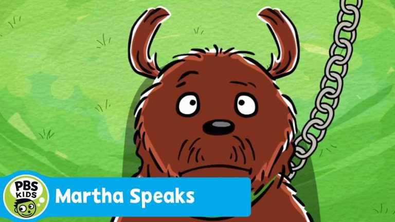 MARTHA SPEAKS | Beware of the New Dog | PBS KIDS