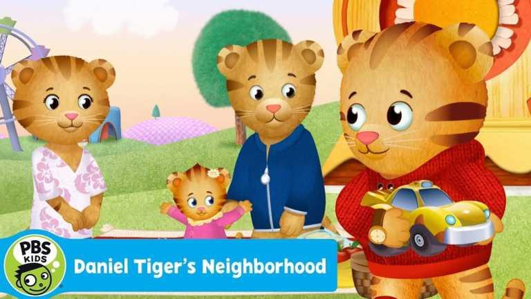 DANIEL TIGER'S NEIGHBORHOOD | We're Having Brother Time | PBS KIDS