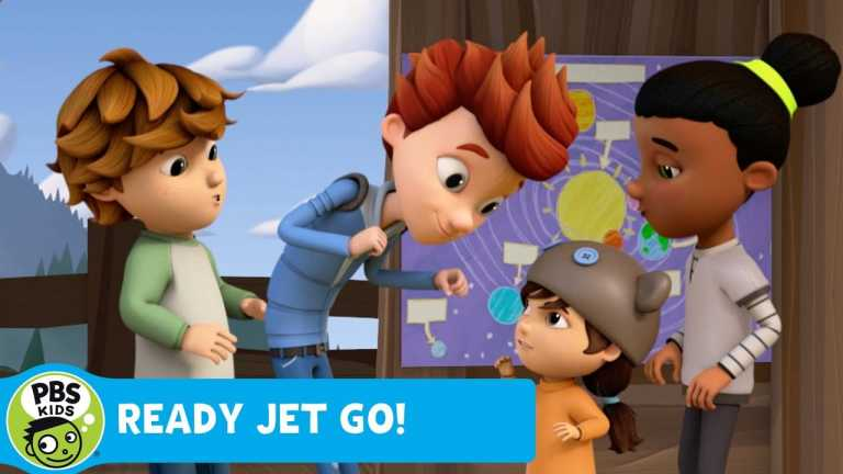 READY JET GO! | Pluto is Not a Planet | PBS KIDS