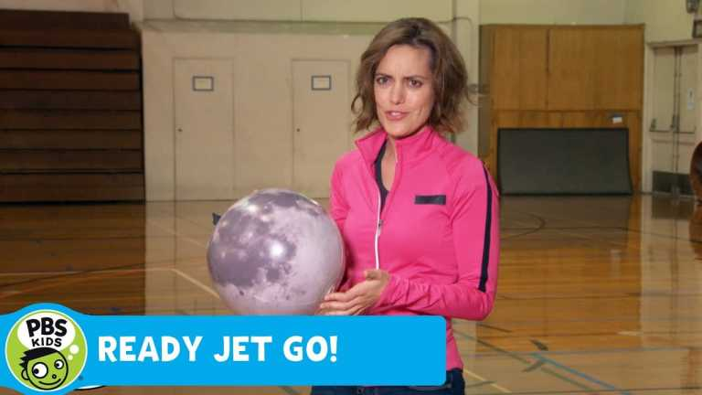 READY JET GO! | Why Does the Moon Change Shape? | PBS KIDS
