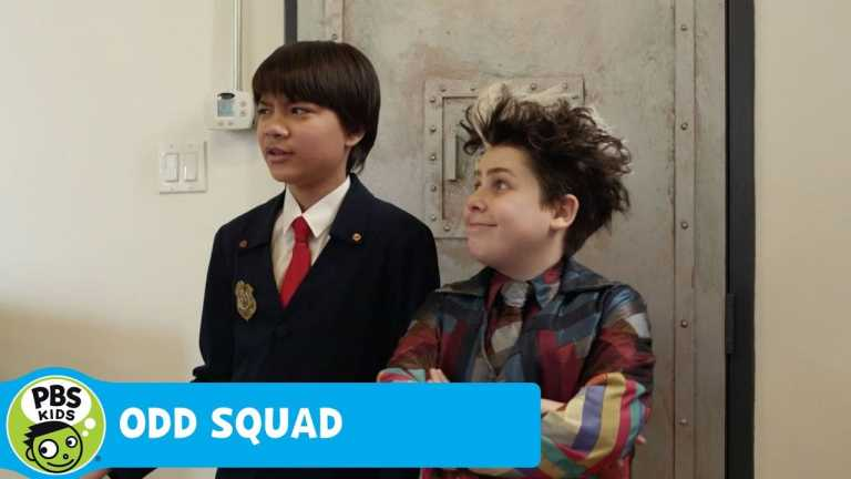 ODD SQUAD | Odd Todd's Evil Lair | PBS KIDS