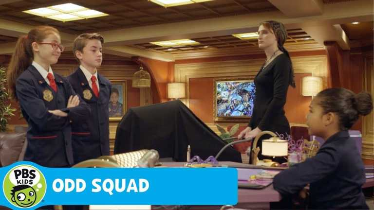 ODD SQUAD   Agents, Babysitters, or Both?   PBS KIDS