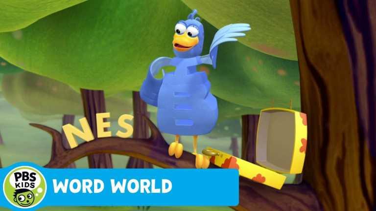 WORD WORLD | Bird Goes on Migration | PBS KIDS