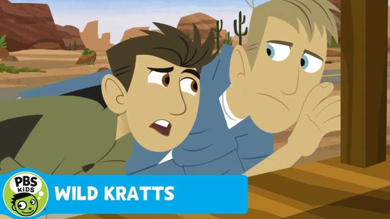 WILD KRATTS   There's a Gila Monster Here!   PBS KIDS
