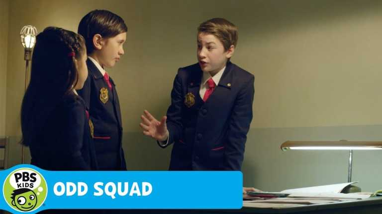 ODD SQUAD   Snack Rounding   PBS KIDS