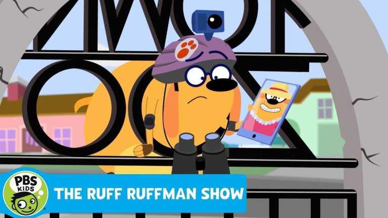 THE RUFF RUFFMAN SHOW | A Plushie for Grandma | PBS KIDS