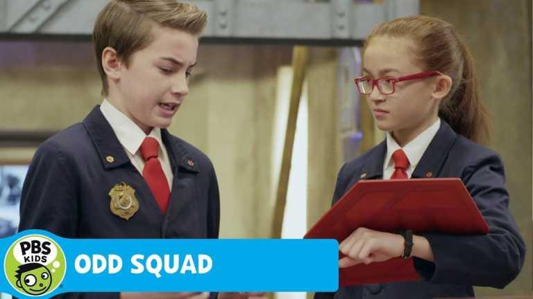 ODD SQUAD   Odd Squad Cut Backs   PBS KIDS