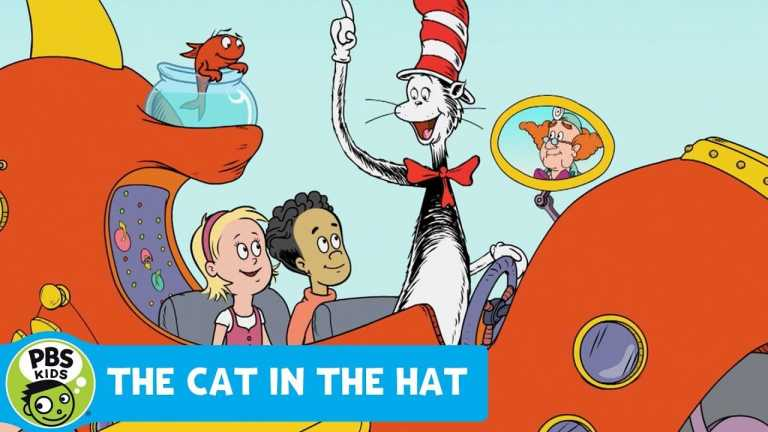 THE CAT IN THE HAT KNOWS A LOT ABOUT THAT! | Super Power Skin | PBS KIDS