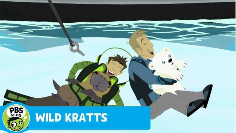 WILD KRATTS | Mommy Rescue | PBS KIDS