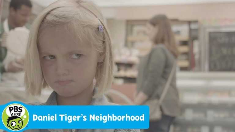 DANIEL TIGER'S NEIGHBORHOOD | You Can Be Mad at Someone You Love | PBS KIDS