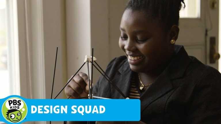 DESIGN SQUAD | Seismic Shake-Up | PBS KIDS