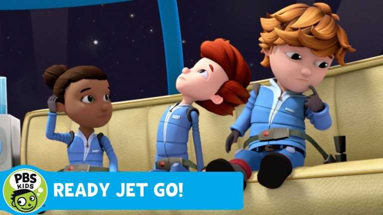 READY JET GO!   Check Out the New Saucer!   PBS KIDS