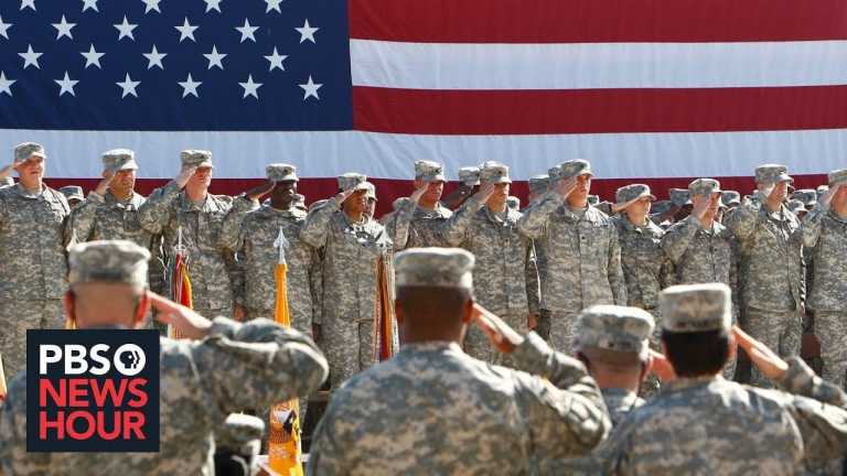 Veterans Day observances from across the country