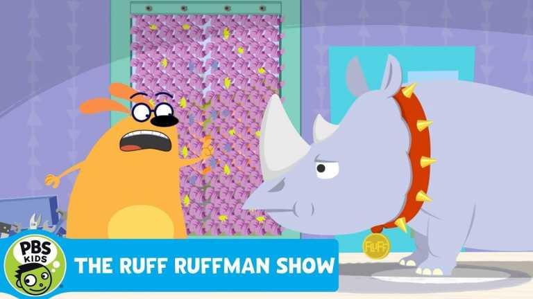 THE RUFF RUFFMAN SHOW | Pet-Sitting Tip #2: Plarn It! | PBS KIDS
