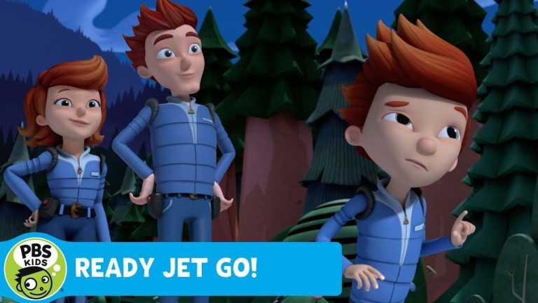 READY JET GO!   North Star   PBS KIDS