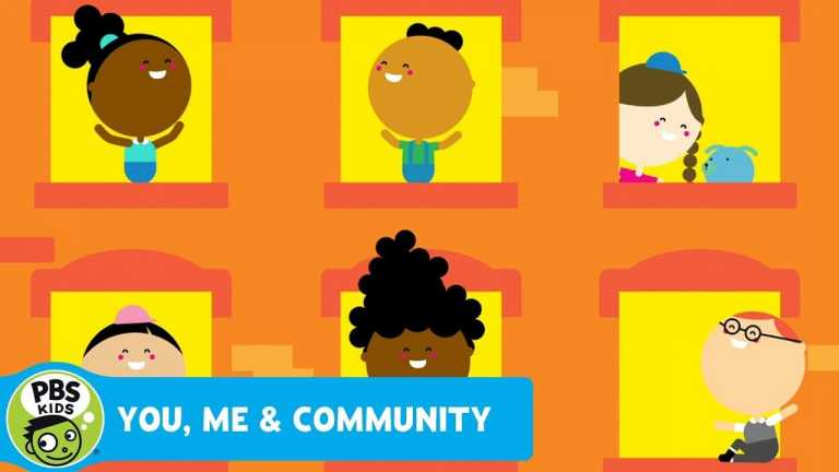 YOU, ME & COMMUNITY | Together We're the Key | PBS KIDS