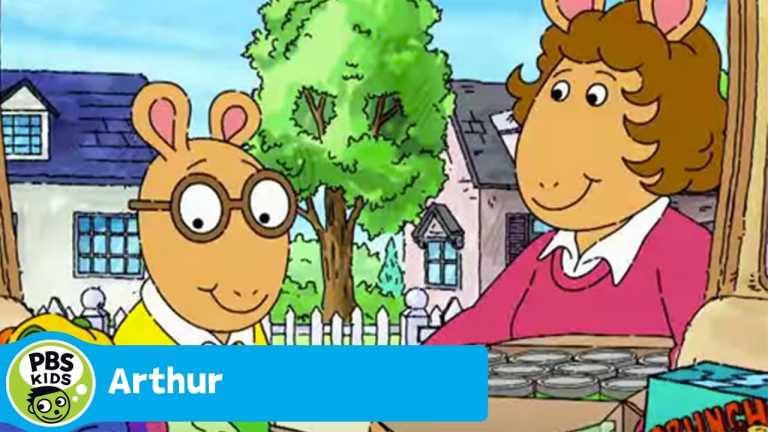 ARTHUR | Lend a Helping Hand | PBS KIDS