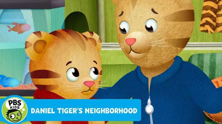 DANIEL TIGER'S NEIGHBORHOOD | Blue Fish is Dead | PBS KIDS