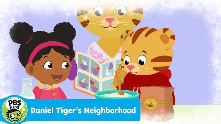 "DANIEL TIGER'S NEIGHBORHOOD   ""Let's Make a Plan"" Song   PBS KIDS"