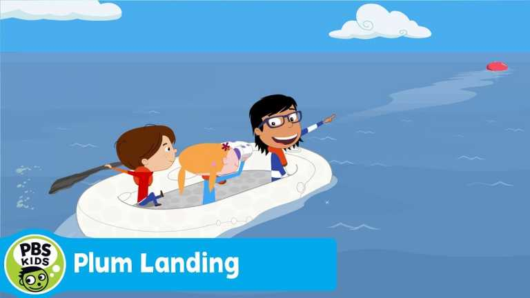PLUM LANDING | Ocean Odyssey, Mangrove, Part 3 | PBS KIDS