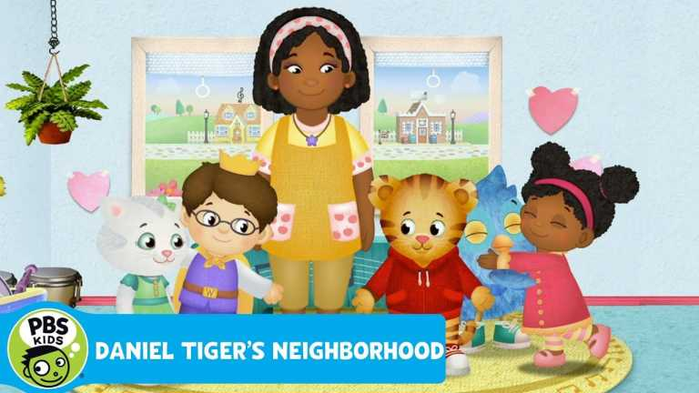 DANIEL TIGER'S NEIGHBORHOOD   Happy Love Day at School   PBS KIDS