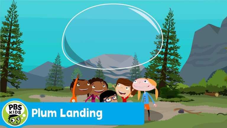 PLUM LANDING | Bubble Wrap, Mountains, Part 3 | PBS KIDS