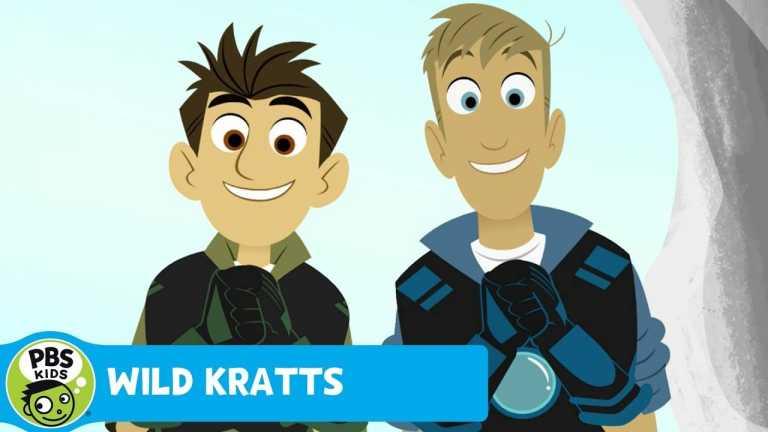WILD KRATTS | Baby Dhole | PBS KIDS
