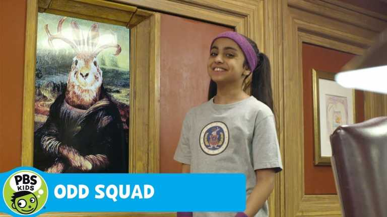 ODD SQUAD   Welcome to Ms. O's Office   PBS KIDS