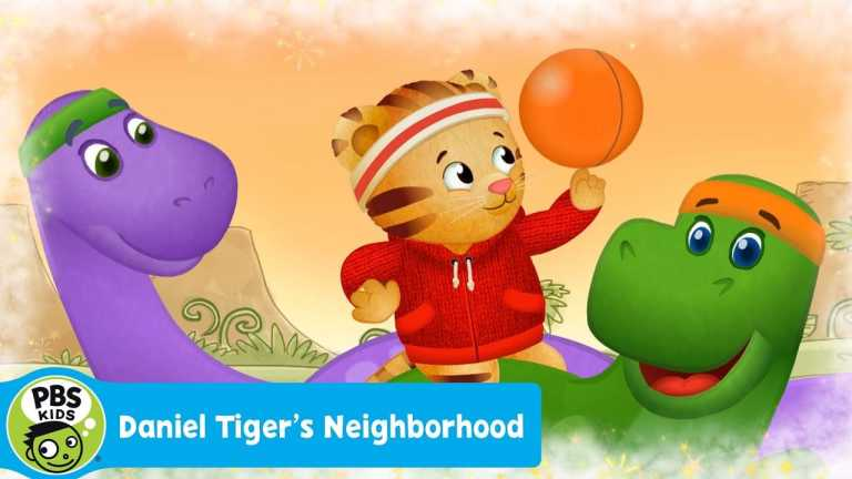 DANIEL TIGER'S NEIGHBORHOOD   It's Dino Day Make Believe   PBS KIDS