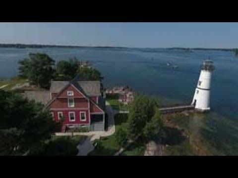 Rock Island Lighthouse   Park It! Explore the Outdoors