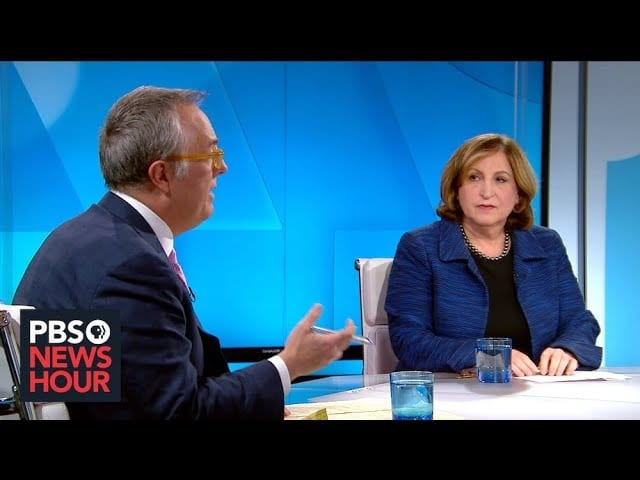 Ruth Marcus and Michael Gerson on impeachment inquiry, withdrawal of Beto O'Rourke