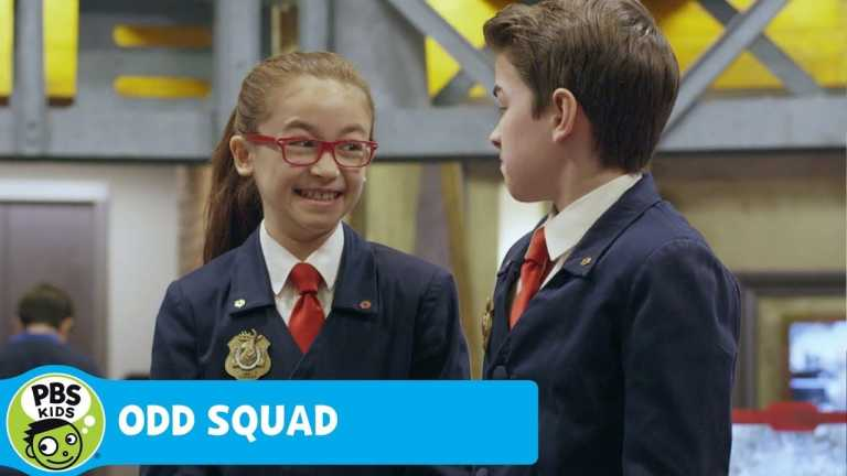 ODD SQUAD   Visitors from the Big O   PBS KIDS