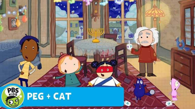 PEG + CAT | Another Dimension | PBS KIDS