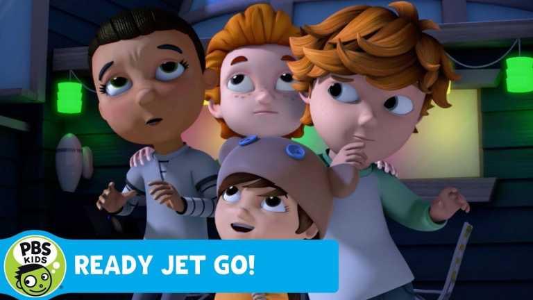 READY JET GO! | Zerk on Earth! | PBS KIDS