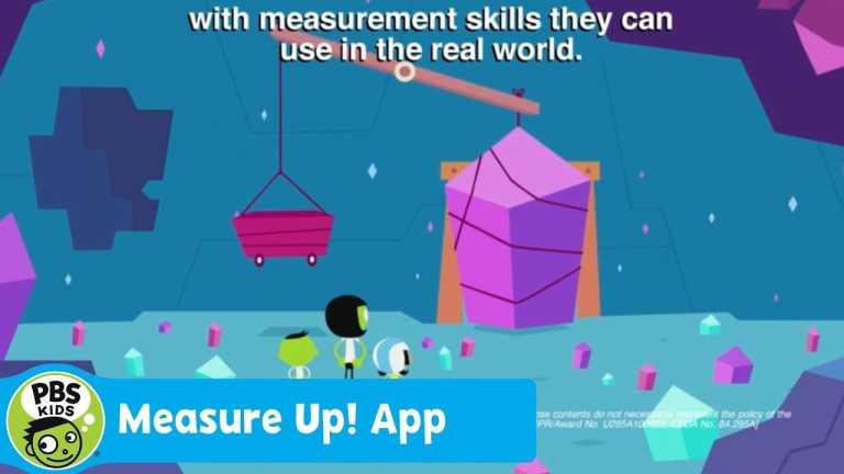 PBS KIDS Measure Up! App | Part 1: See-saw| PBS KIDS