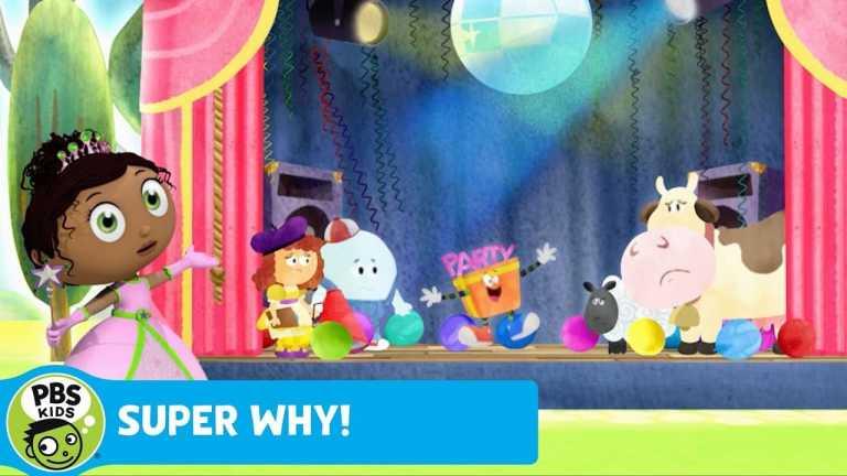 SUPER WHY! | Princess Presto Game | PBS KIDS