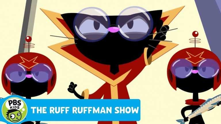 THE RUFF RUFFMAN SHOW | Ask Ruff First: Ruffman Escapes! | PBS KIDS