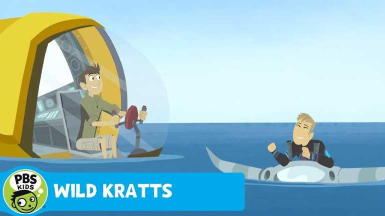 WILD KRATTS | Deep Sea Exploration | PBS KIDS