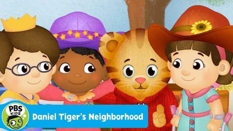 DANIEL TIGER'S NEIGHBORHOOD | Friends are Different and the Same | PBS KIDS