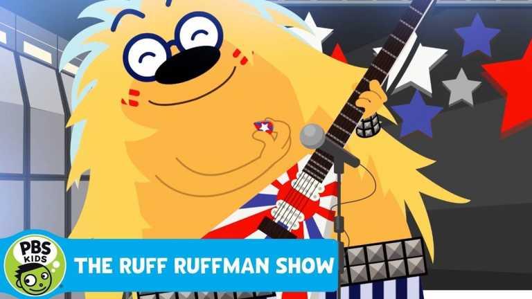 THE RUFF RUFFMAN SHOW | Music Video: I Won't Give Up, Ruff Ruffman Action Plushie! | PBS KIDS