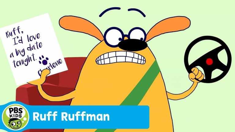 RUFF RUFFMAN | Hang up and Drive! | PBS KIDS