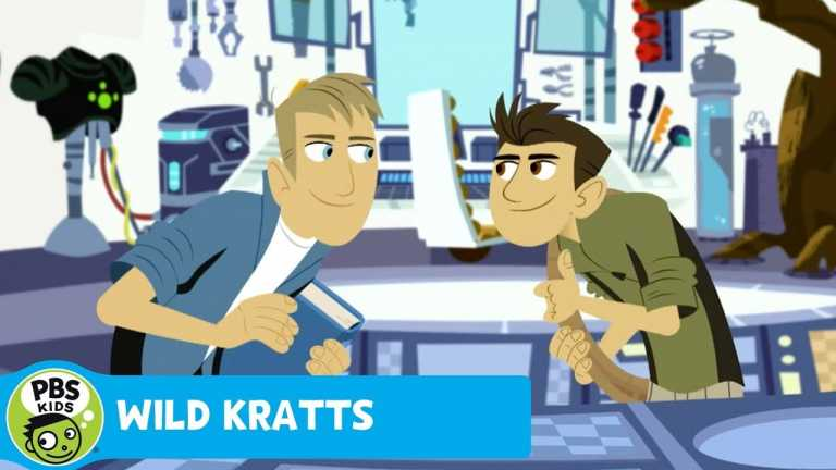 WILD KRATTS | The Dhole | PBS KIDS