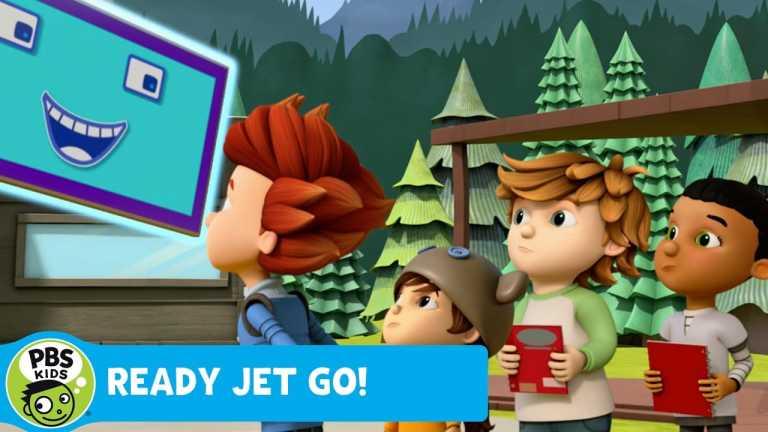 READY JET GO!   Building a Pet House   PBS KIDS