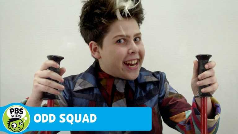 ODD SQUAD | Polly Graph is Invisible | PBS KIDS