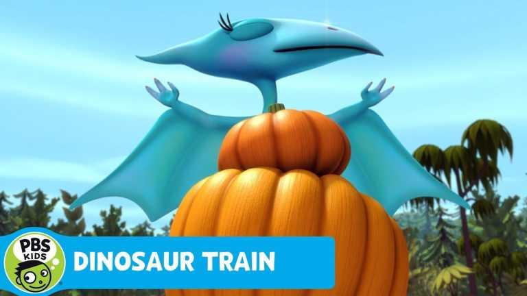 DINOSAUR TRAIN | Pumpkin Contest | PBS KIDS
