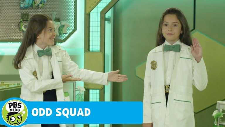 ODD SQUAD   Training Video #306: How to Repair Oonabot   PBS KIDS