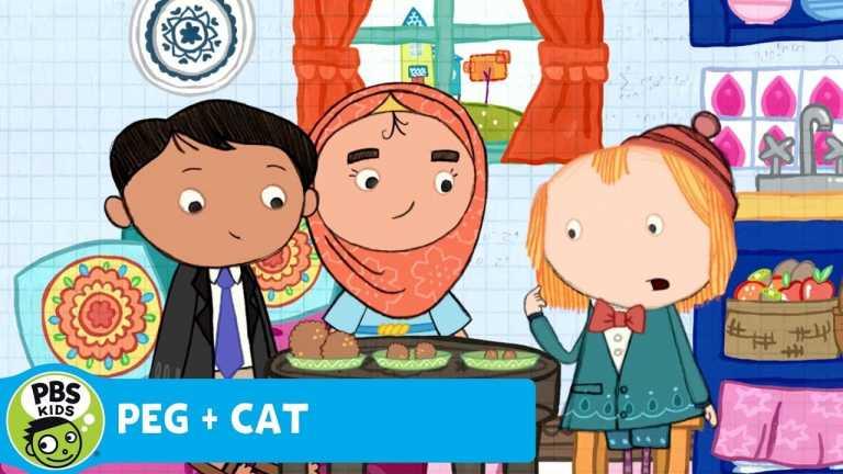 PEG + CAT | Fair Sharing on Eid Al-Adha | PBS KIDS