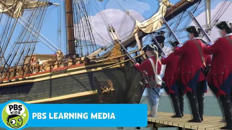 PBS LEARNING MEDIA | Patriot's Day | PBS KIDS