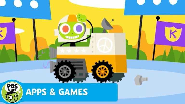 APPS & GAMES | Kart Kingdom Racing | PBS KIDS