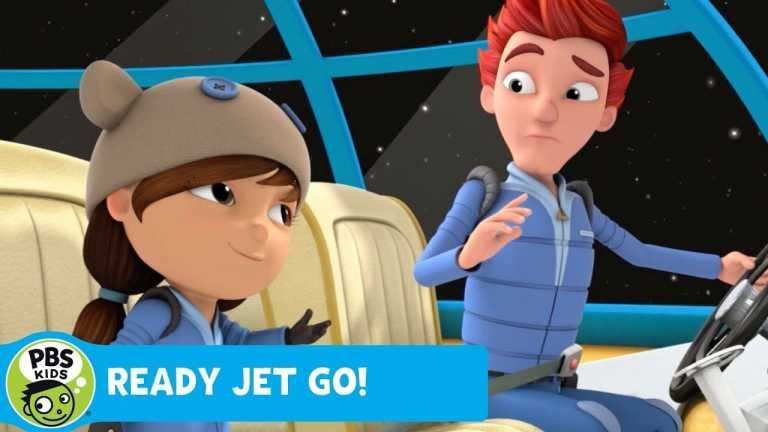 READY JET GO! | I Think We're Going to Outer Space! | PBS KIDS